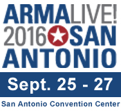 2016 ARMA Conference